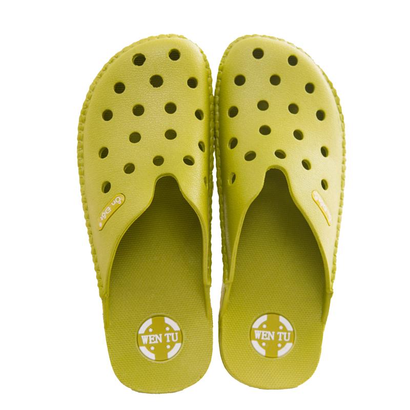 越南凉鞋女秋季ONDOT/温突不臭脚柔软乳胶拖鞋包头沙滩橡胶洞洞鞋