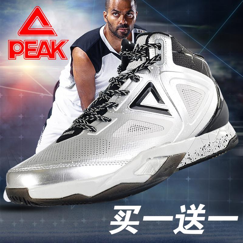 匹克籃球鞋男高幫2019春夏帕克五3代TP9耐磨減震透氣運動鞋男球鞋
