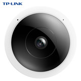 SF to send memory card TP-LINK TL-IPC55A 5 million wireless network camera H.265 high-speed 360 degree panoramic infrared night vision wifi surveillance camera mobile APP