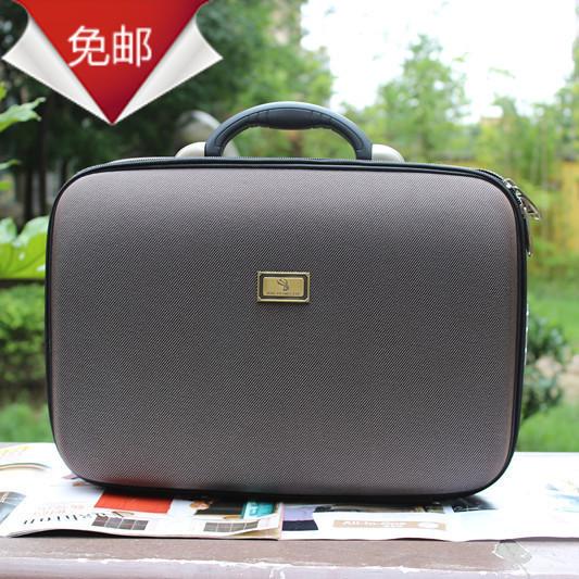手提密碼箱商務公文箱肩背行李箱包工具箱電腦箱登機旅行箱收納箱