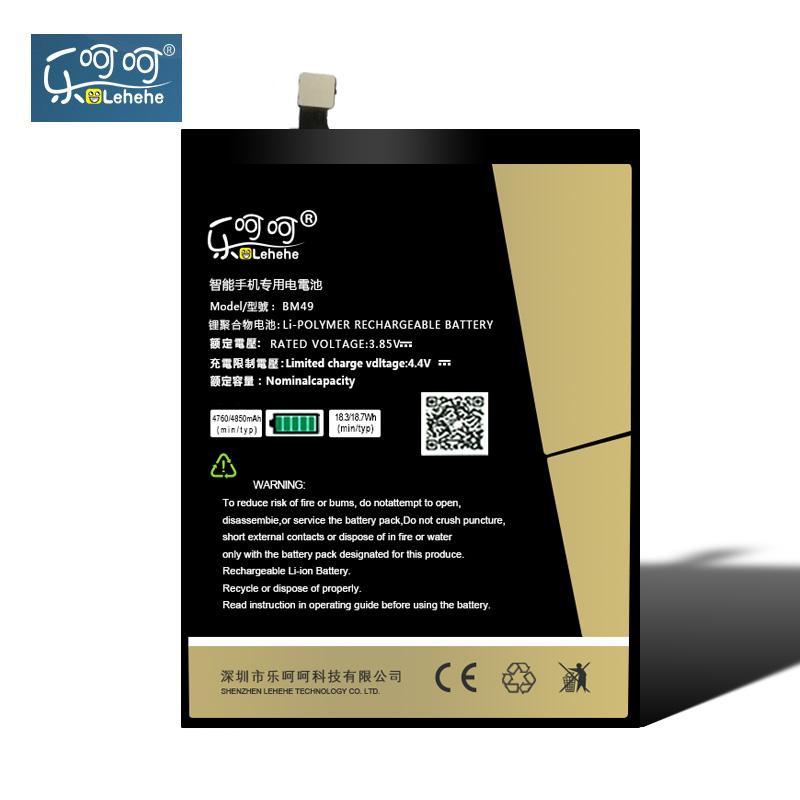 乐呵呵原装 小米5电池mix mix2小米MAX手机电池mix2s BM22 BM49大容量max3正品bm4c bm3b全新max2正版