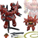 Free shipping Qiyue SD / Q version of BB 392 NEO ZEONG new Zeon No. assembled model self-care