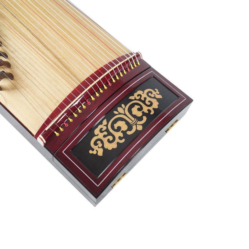 朱雀华北总代理 专业演奏筝 款 09A09B 朱雀古筝 新爱琴乐器