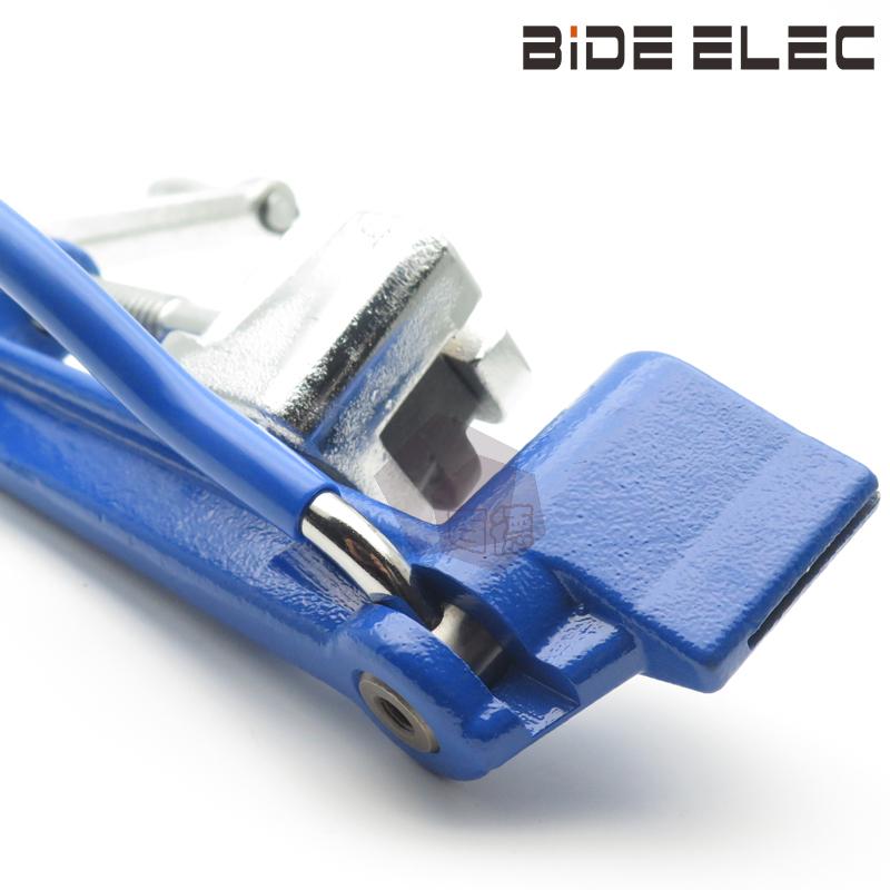 BDBT-SCR螺杆式重型不锈钢扎带工具紧固器打包机电线杆固定钳