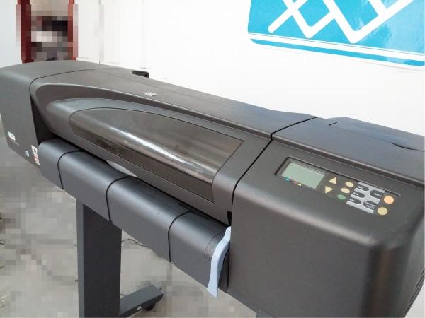 惠普HP800 A1 A0大幅面CAD工程图纸写真海报绘图仪打印机包邮