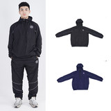 TARGET 3M reflective line cap sleeve sportswear suit jacket winter coat tide male street casual loose