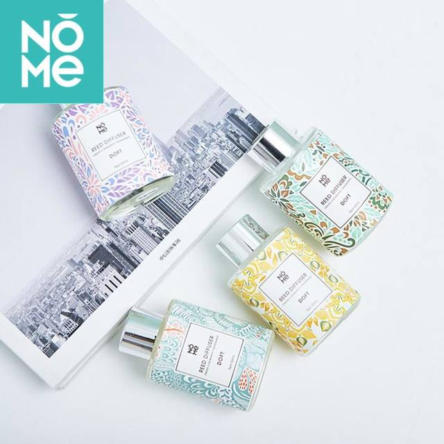 NOME/NOME Home My Gardener Rattan Aromatherapy Essential Oil/Air Freshener Long-lasting fragrance and deodorant