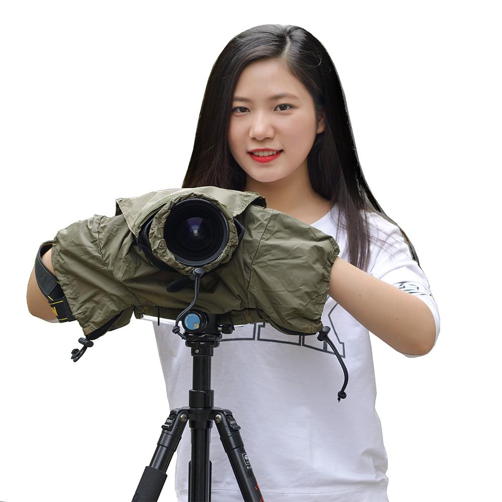 赛富图单反相机防雨罩防水沙尘套大炮长焦摄影遮雨衣加长佳能尼康