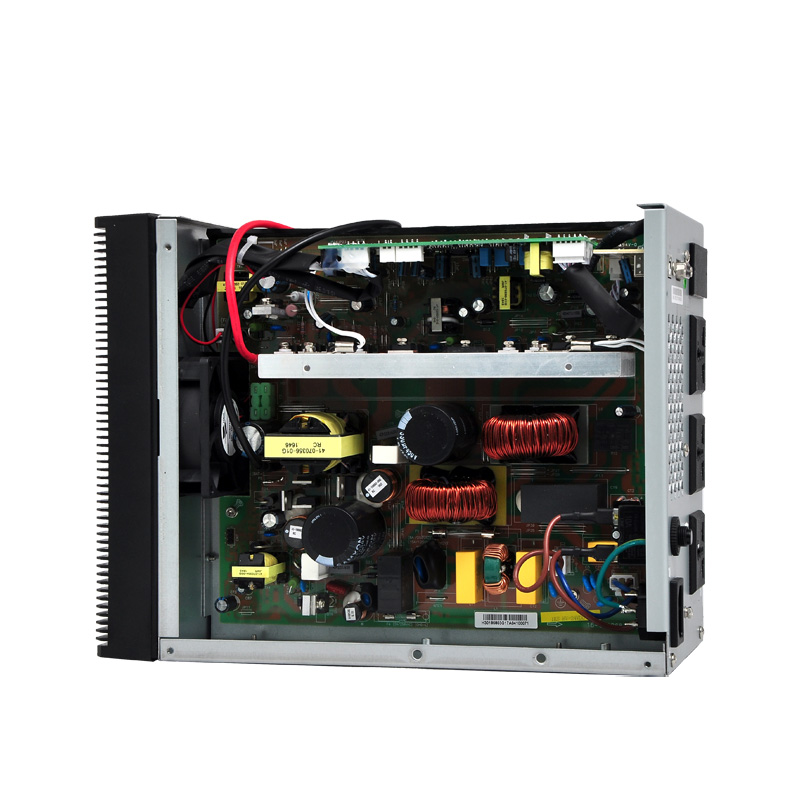山克SC1K在线式UPS不间断电源1000VA800W服务器电脑后备用电源