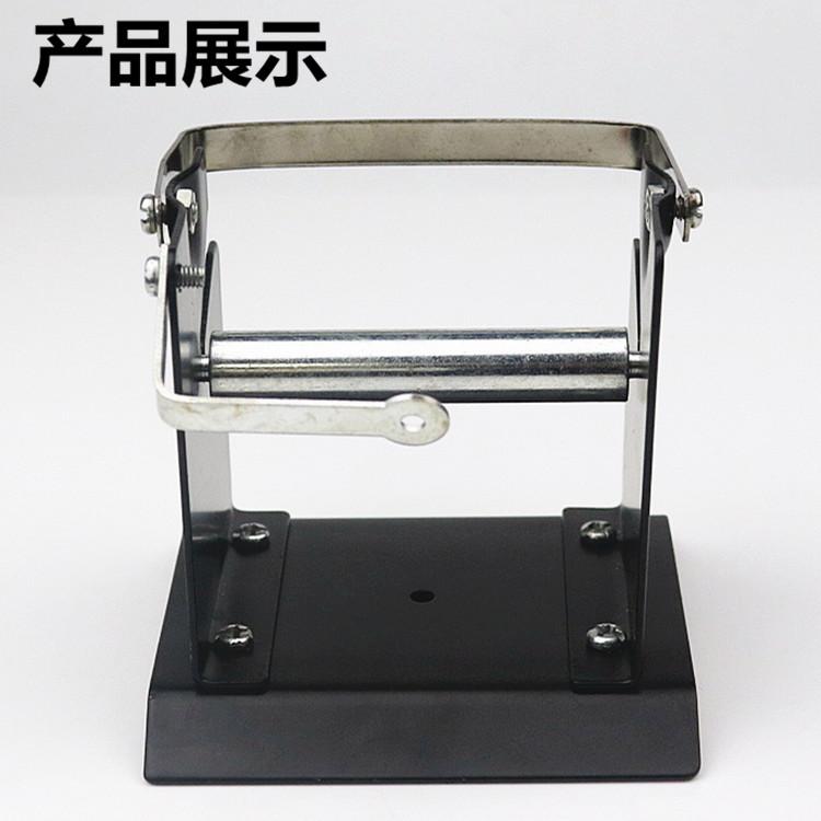 厂家直销 精美锡线架 锡线座 金属锡丝架 锡线支架 电子焊接工具