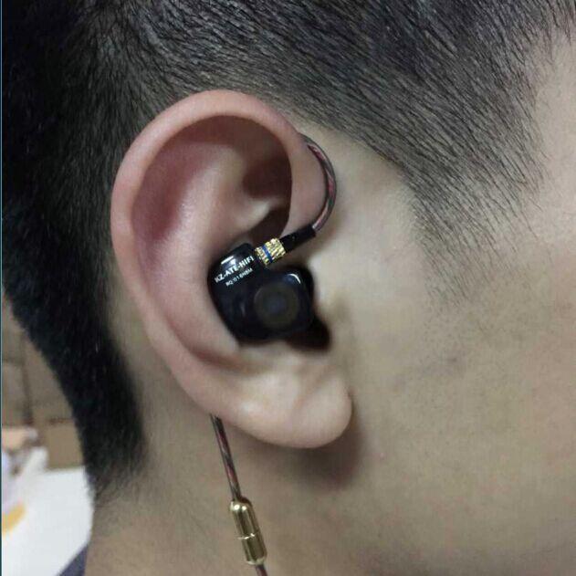 【天天特價】KZ ATE耳機入耳式重低音繞耳式運動耳機語音通話帶麥
