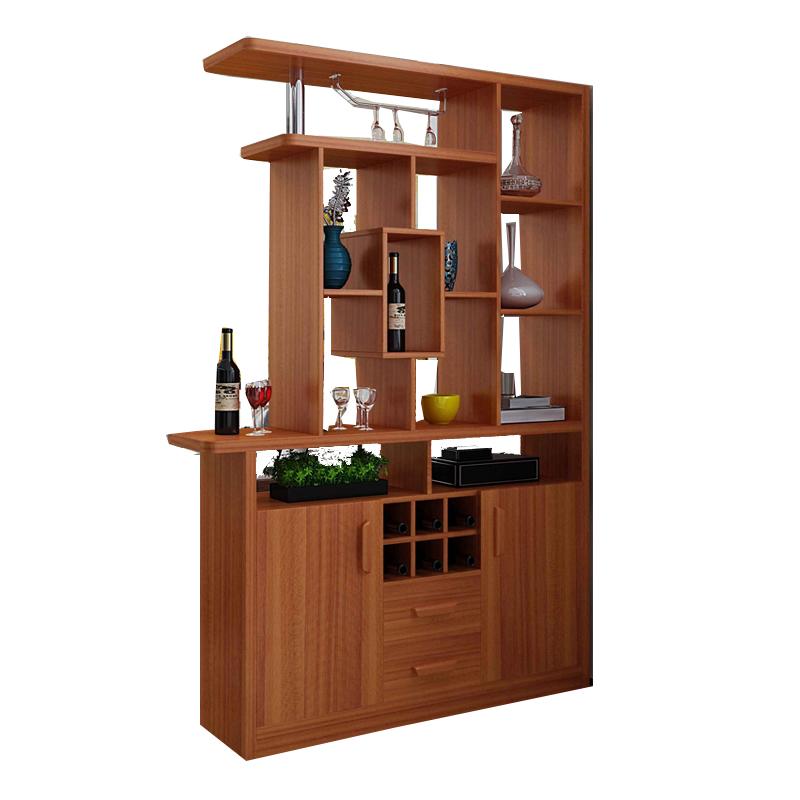 酒柜隔断柜客厅装饰柜门厅玄关柜现代餐边鞋柜双面屏风厅柜特价