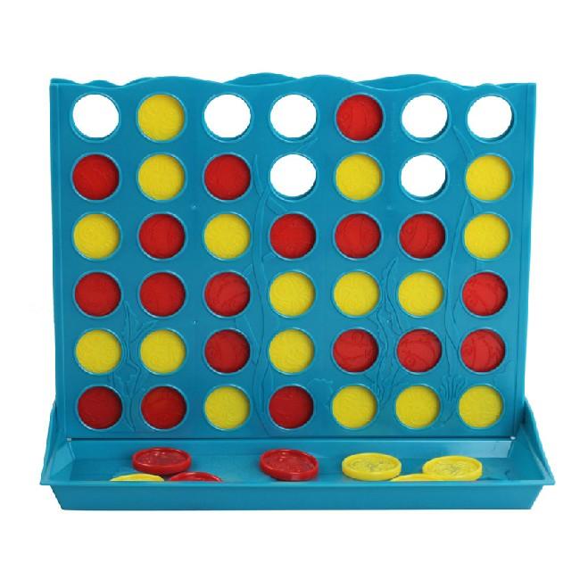 包邮 立体四子棋五子棋  超大棋盘四连环 桌面游戏 儿童益智玩具