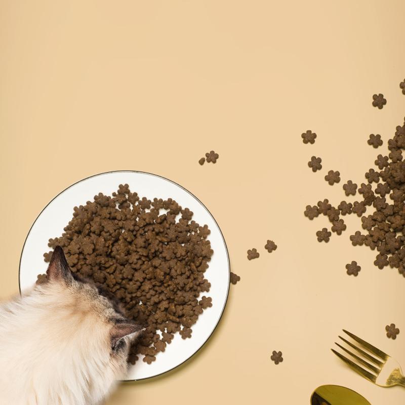 猫博士去毛球无谷猫粮通用成猫幼猫粮促进排便改善肠胃保护4斤2kg优惠券