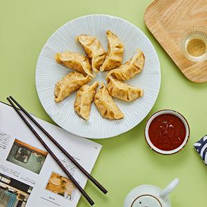 正大日式煎饺组合网红饺子蒸饺速冻早餐速食2种规格任选