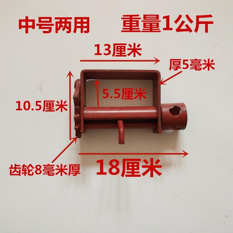 焊接收紧器撬棍包邮 货车焊接紧绳器货车通用捆绑紧绳器 紧绳器