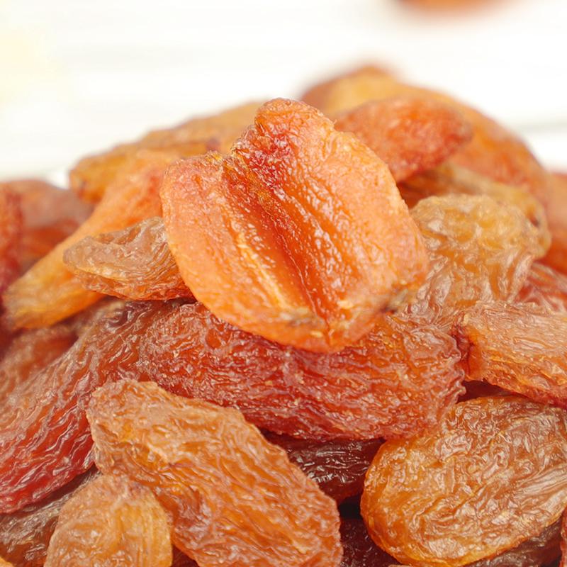 新疆特产免洗即食散装无籽红香妃提子干果冰粉专用 500g 葡萄干