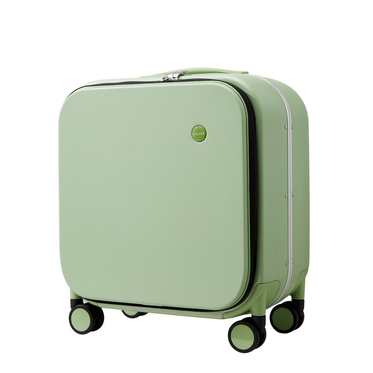 寸登机箱女密码拉杆旅行箱子小型轻便侧开行李箱男 18 米熙前置开口