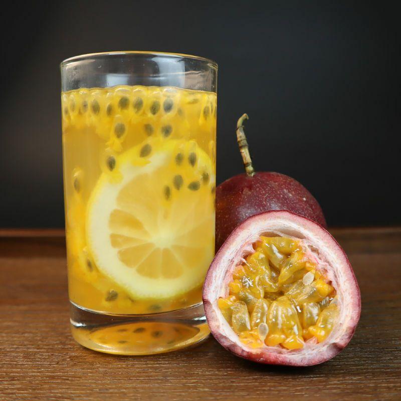 饮品罐装水果茶蜂蜜柚子茶 柠檬百香果蜂蜜茶纯手工自制冲水喝