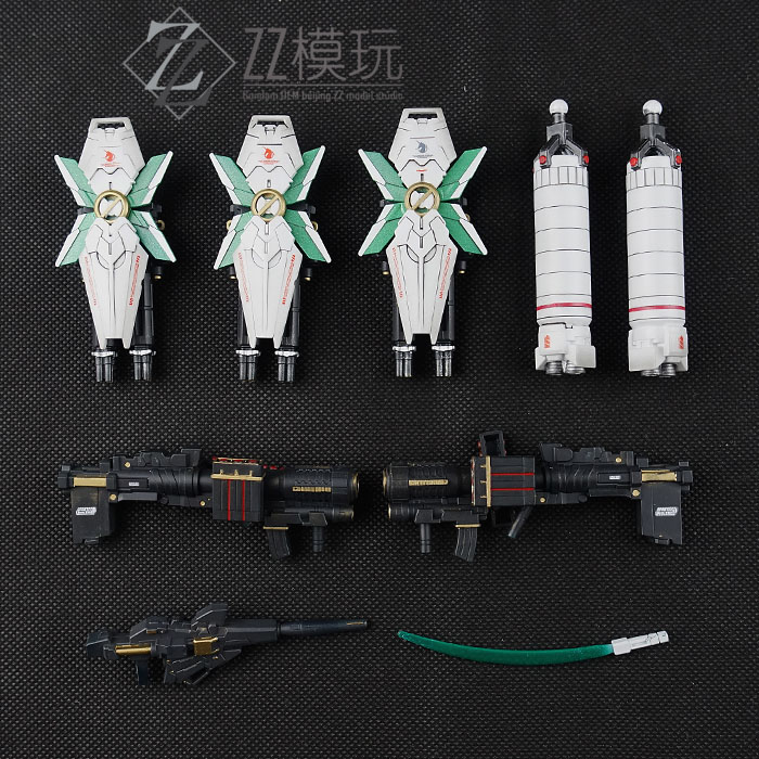 高达代工万代BANDAI成品SD代工 BB UC系全武装独角兽一号机