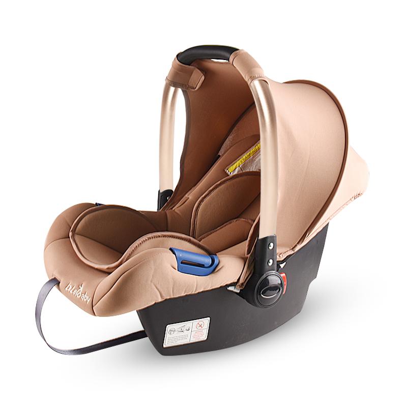 婴儿提篮式儿童安全座椅汽车用新生儿宝宝睡篮车载便携式摇篮