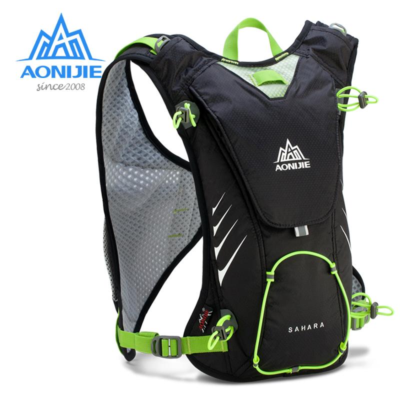 奧尼捷 越野跑揹包8L戶外跑步包輕量貼身不晃動水袋包1.5L馬拉松
