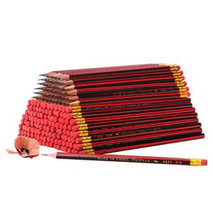 小学生铅笔卡通无毒铅笔幼儿园儿童原木hb铅笔写字文具套装批发
