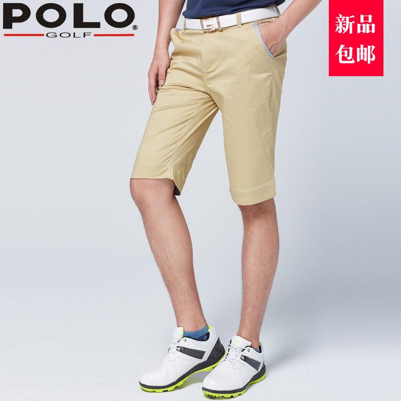 polo golf包郵 高爾夫褲子 男款運動短褲 球褲服裝 夏季球褲 透氣