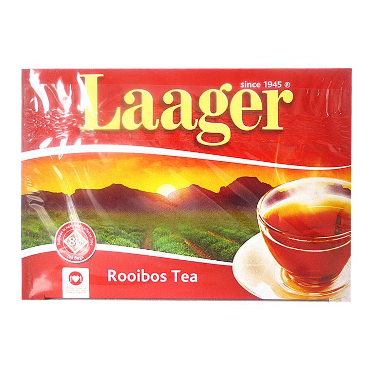 包 tea80 rooibos 原装南非博士茶叶国宝茶路易红灌木茶 LAAGER 包邮