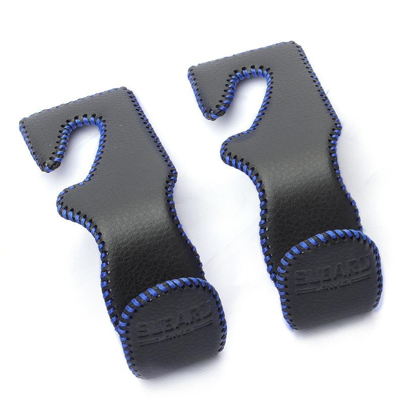 qhcp适用于斯巴鲁森林人傲虎力狮XV改装座椅挂钩专用汽车椅背挂钩