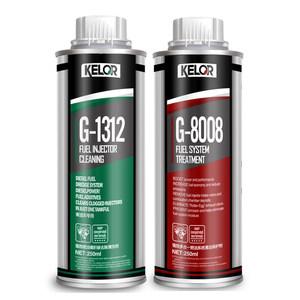 科乐柴油添加剂套装 油路清洗剂 柴油车燃油宝 柴油喷油嘴清洗剂