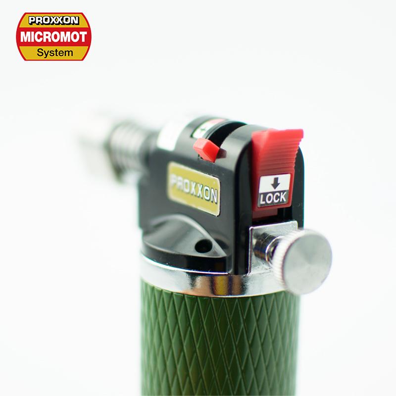 德国PROXXON火焰枪 户外点火 餐厅烘焙 焊接加热 珠宝加工NO28146