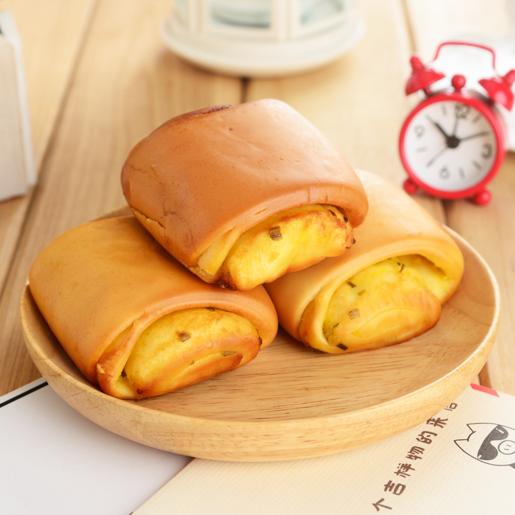 无糖精食品咸味小面包整箱点心老年人糕点营养早餐木糖醇蛋糕零食 No.3