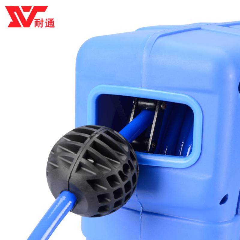 自动伸缩卷管器气鼓电鼓高压水鼓修车灯鼓超长气管绕管器气动工具