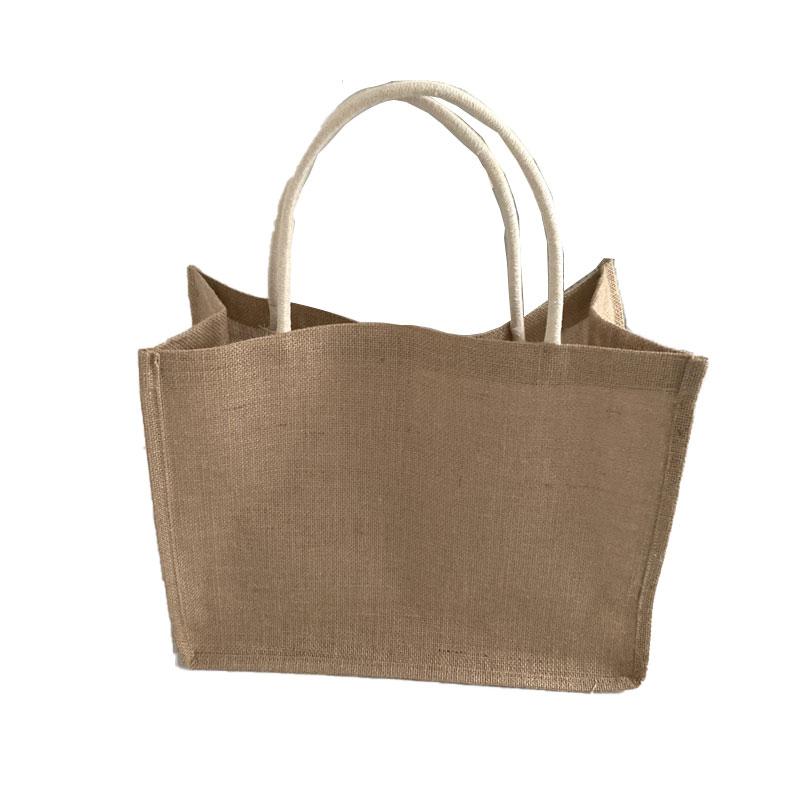 超市环保麻袋购物袋百搭包