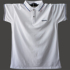 Summer new style men's cotton POLO shirt, plus size men's youth, Hong Kong style, loose lapel short-sleeved T-shirt, trendy men