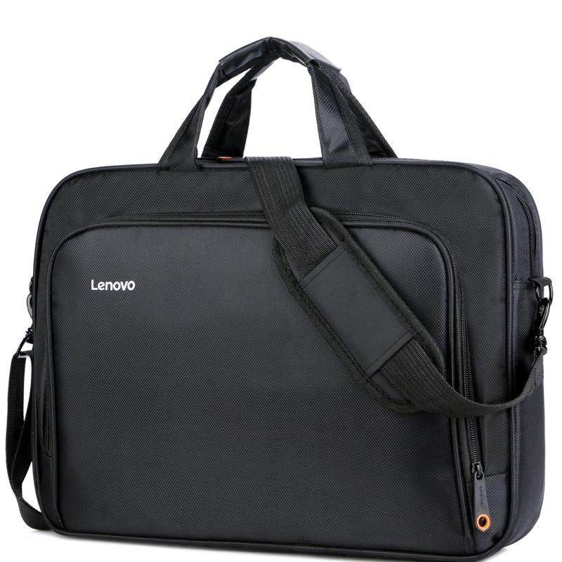 联想戴尔华硕防震笔记本包14寸15寸17寸单肩商务包手提男女电脑包