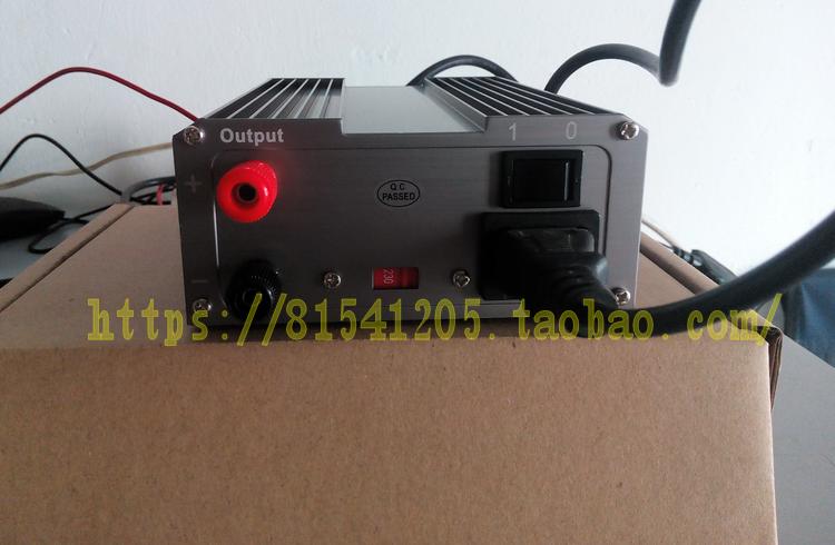 车行刷镀金机 改装刷镀金电源 进口220V/110V换向 5A32V 精度0.01