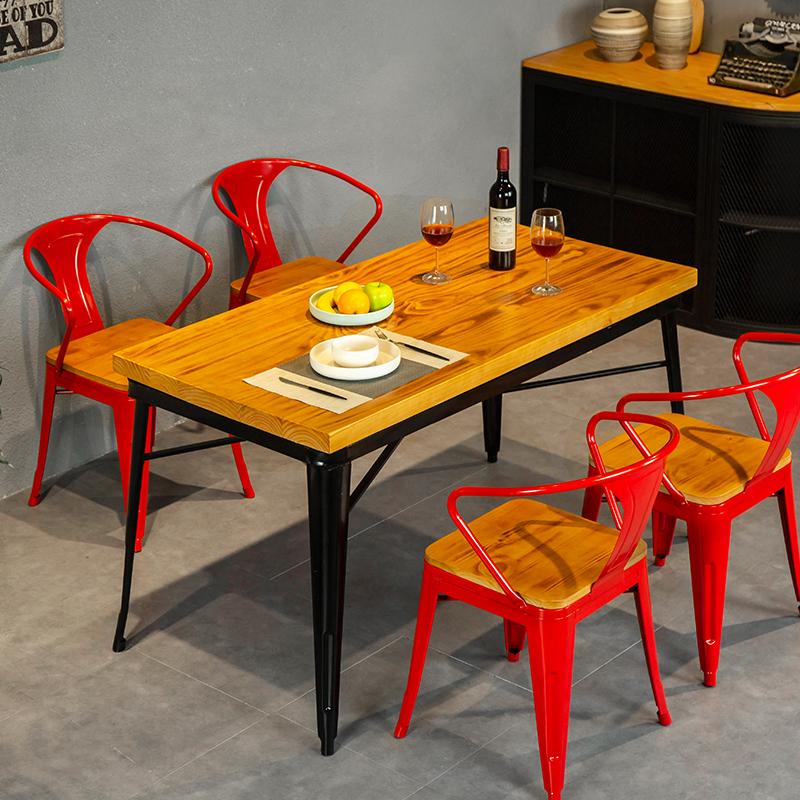 约时尚快餐桌酒吧桌椅