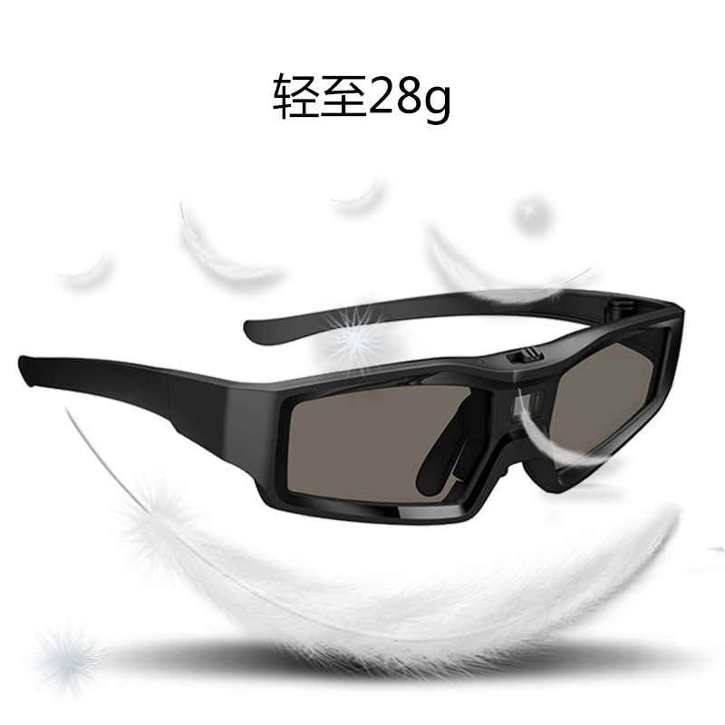 BenQ明基原装3D眼镜主动快门式DLP投影仪W1120/1090/I720/705/GS1