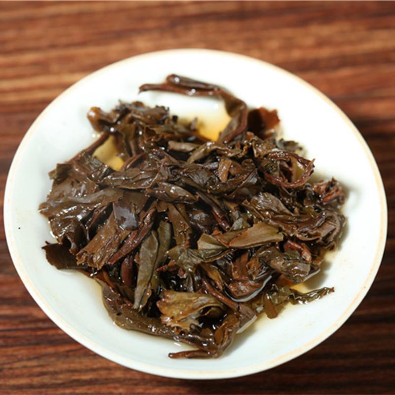 包邮 357g 纯料普洱茶生茶 年勐海天福祥茶厂 2006 普洱生茶