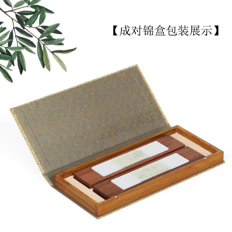 酸枝镇尺单镇实木质文房用品压尺