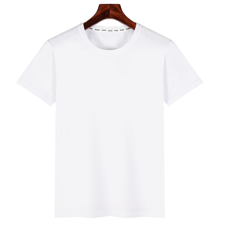 翻领工作服定制文化衫广告衫短袖T恤班服同学聚会团队服印制图案t