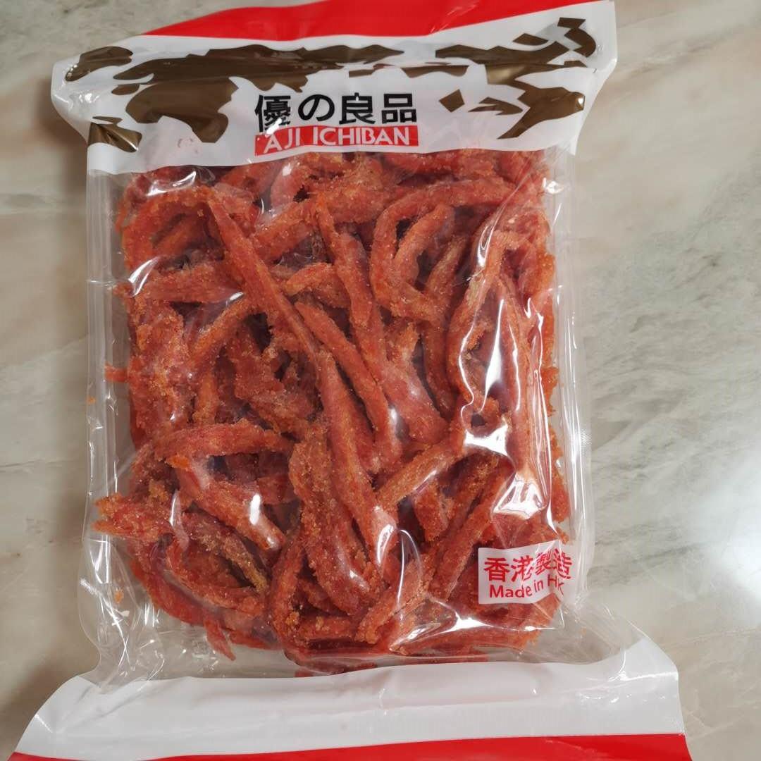 进口 食品 零食 克 400 克 120 红烧鱼柳 优之良品 香港代购