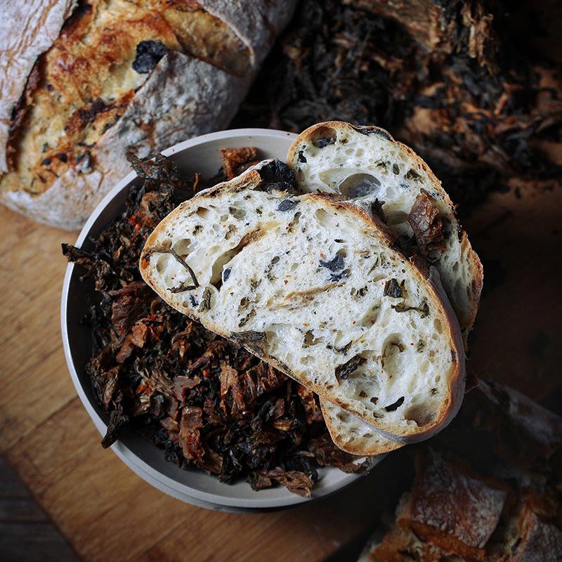 枣叔的店梅干菜墨鱼肠硬欧面包无油无蔗糖粗粮谷物代餐健身早餐包