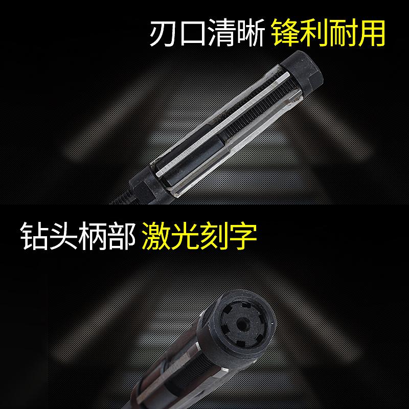 上工正品可调铰刀手用铰刀HSS高速钢捻把可调捻把可调节铰刀绞刀
