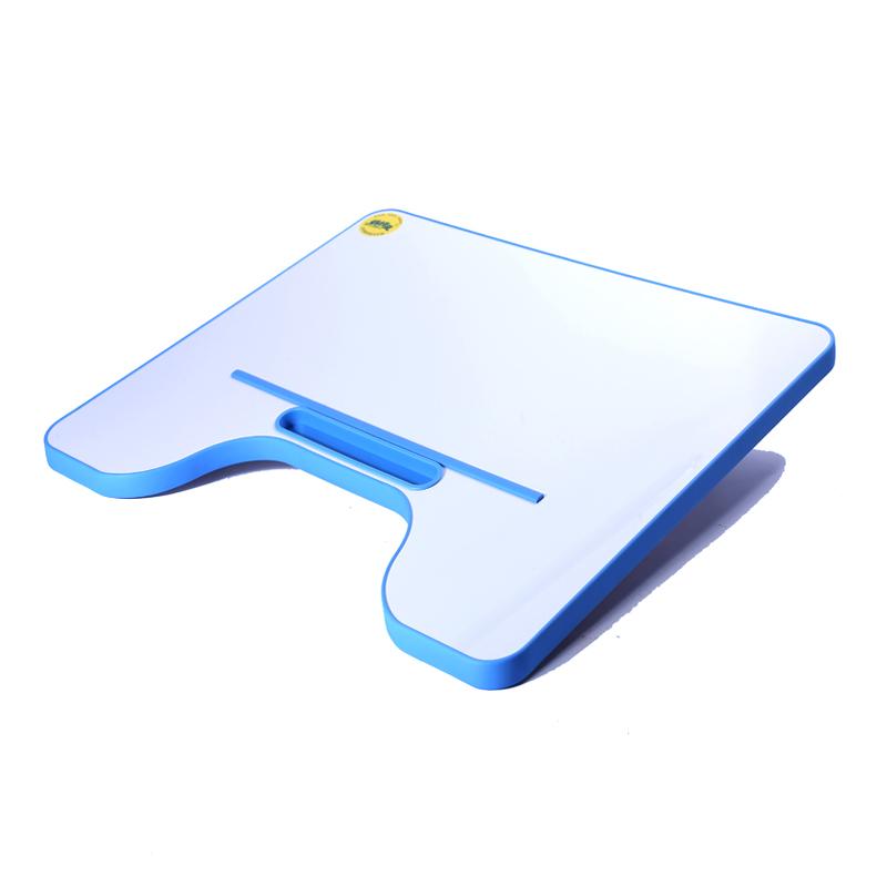 儿童矫姿写字板 小学生坐姿矫正器多功能视力保护器 防近视斜面桌