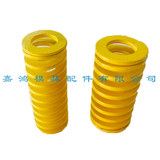 Mold spring Rectangular spring Spring Blue yellow red green tea brown Compression spring Stamping die Plastic mold spring