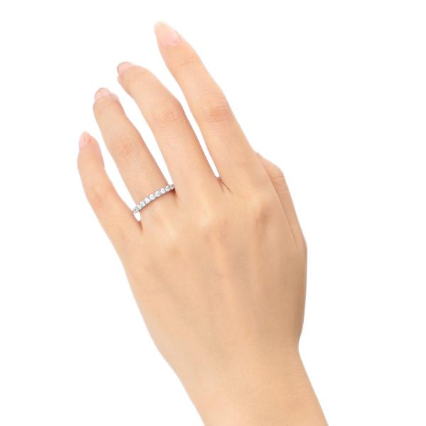 钻戒 经典钻石排戒 十全十美钻戒 钻石戒指 10 白金 18k 宝石矿工