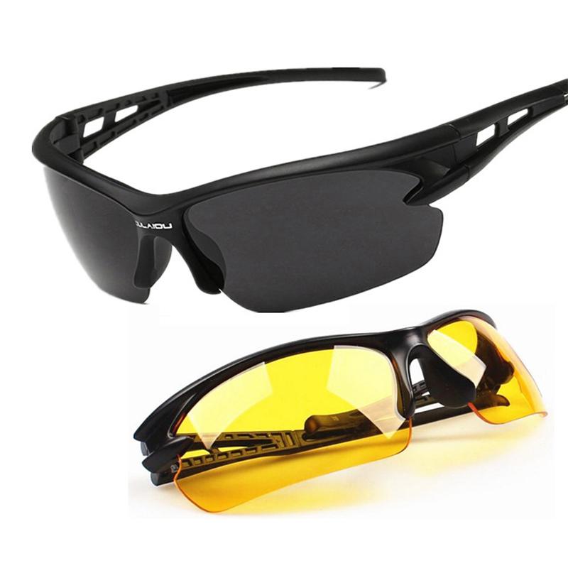 騎行防風鏡墨鏡男女開車夜視鏡電動車平光透明護目鏡摩托車太陽鏡